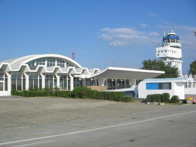 Aeroporto Romania : Constanta mihail kogalniceanu international airport