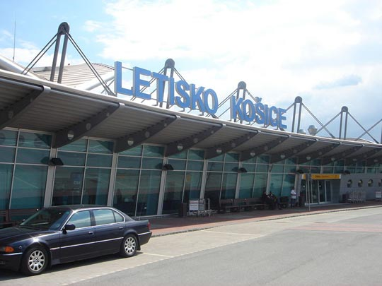 Košice International Airport picture
