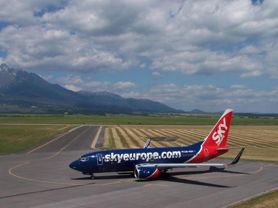 Poprad-Tatry Airport picture