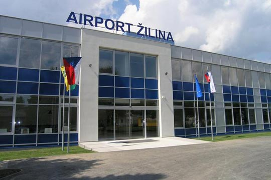 Žilina Airport picture