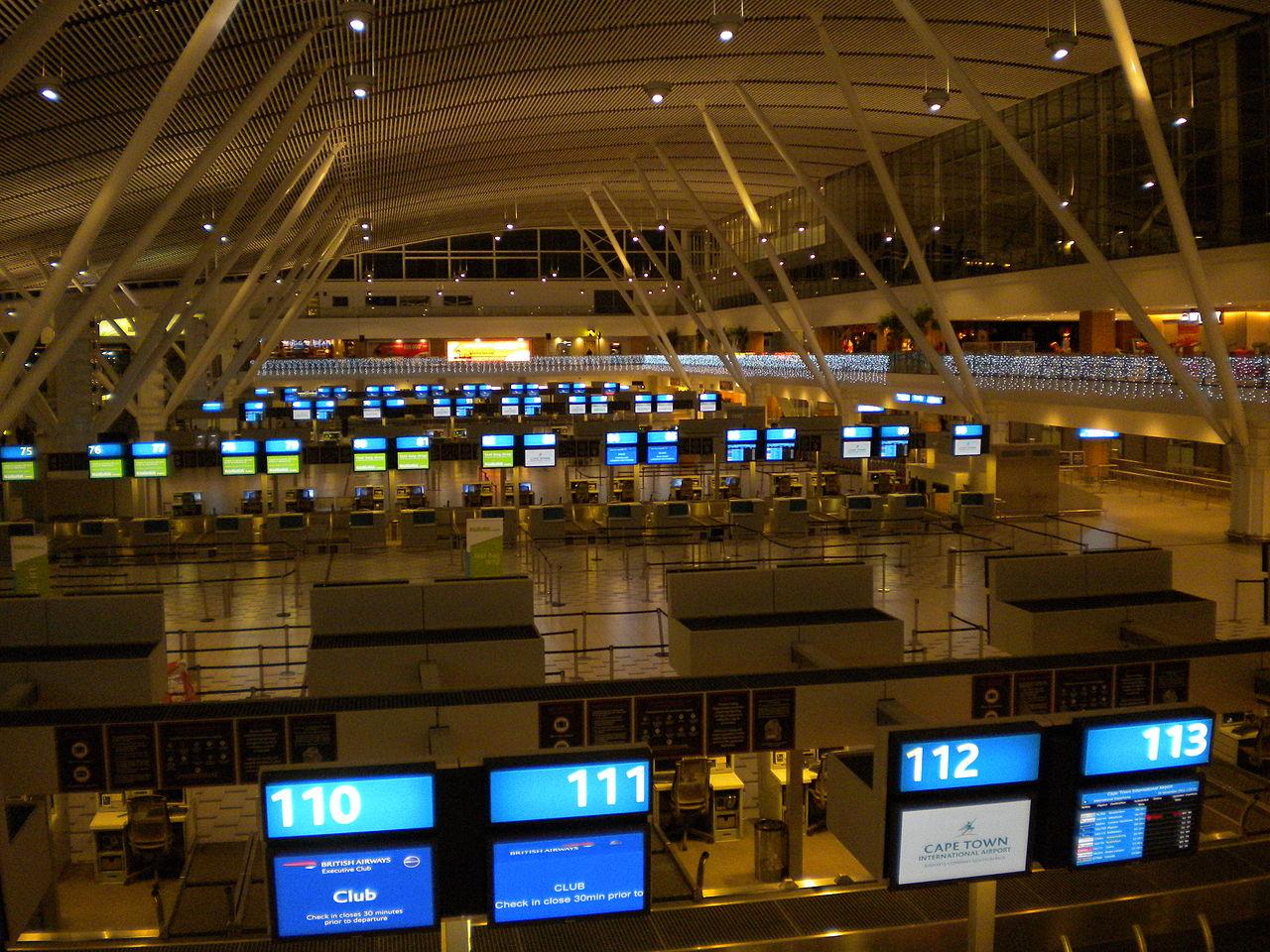 Cape Town International Airport