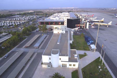 Alicante Airport photo