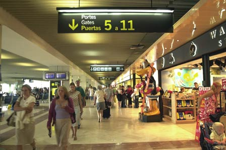 Alicante Airport. From Airports World Wide