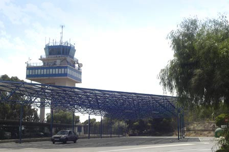 Almería Airport photo