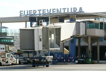 Fuerteventura Airport photo