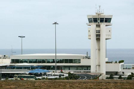 Lanzarote Airport photo