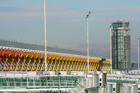 Madrid International Airport (Barajas) photo