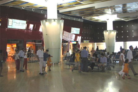 Sevilla Airport photo