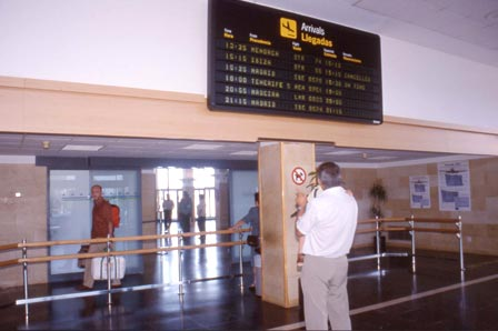 Zaragoza Airport photo