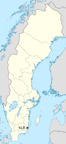 KLR is located in Sweden