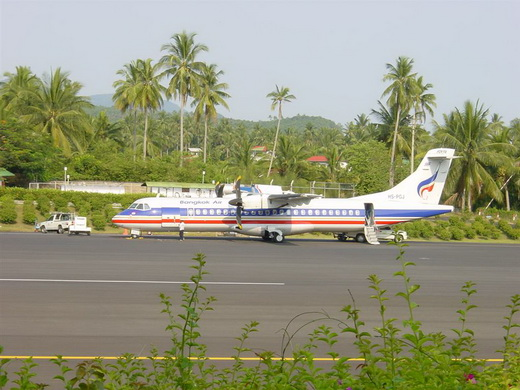 Samui International Airport