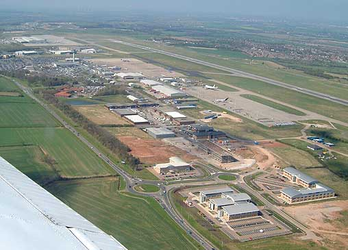 Nottingham East Midlands Airport