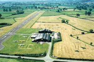 Mid Wales Airport