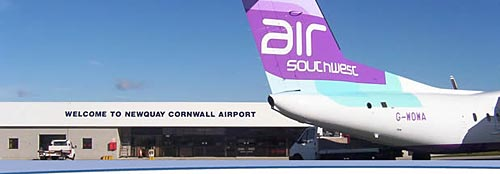 Newquay Cornwall International Airport