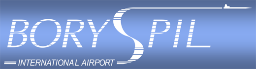 Boryspil International Airport logo