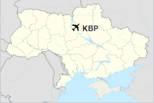KBP is located in Kiev Oblast
