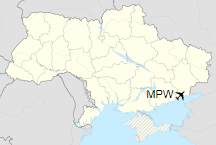 MPW is located in Ukraine