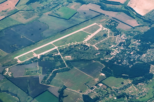 Ozerne Air Base