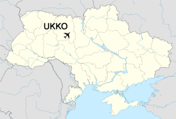 UKKO is located in Ukraine