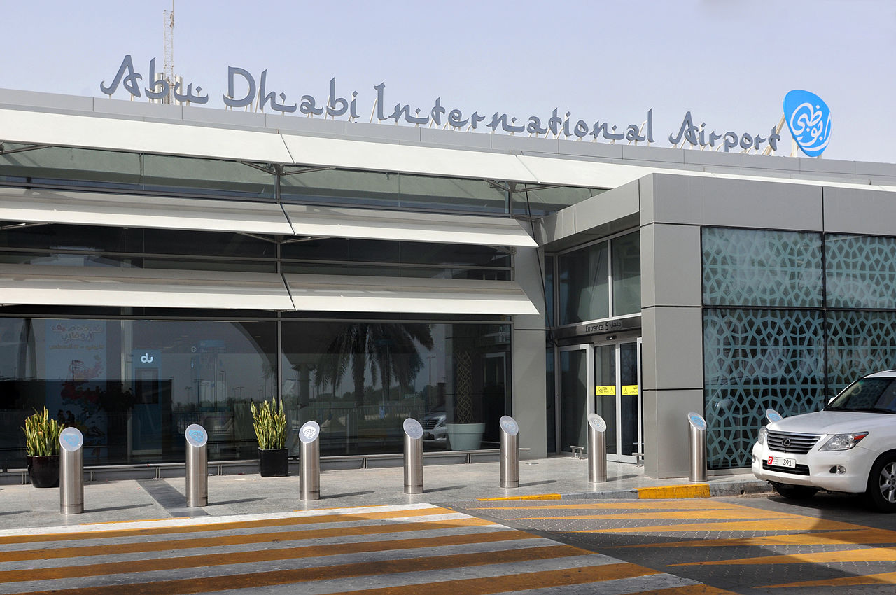 Auh Airport Hotel