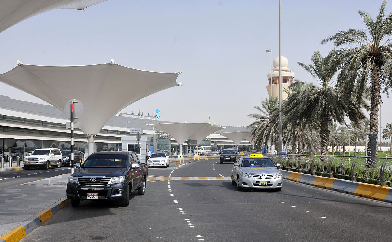Abu Dhabi Intl Airport