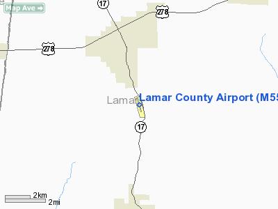 Lamar County Airport