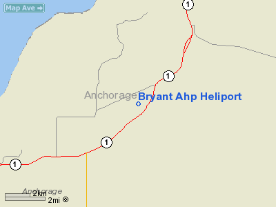 Bryant Army Heliport
