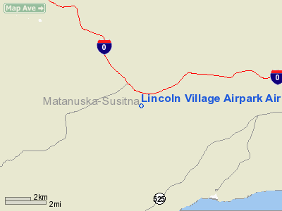 Lincoln Village Airpark Airport