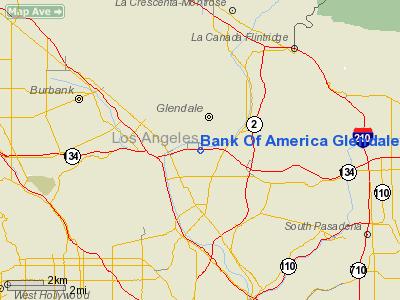 Bank Of America Glendale Heliport