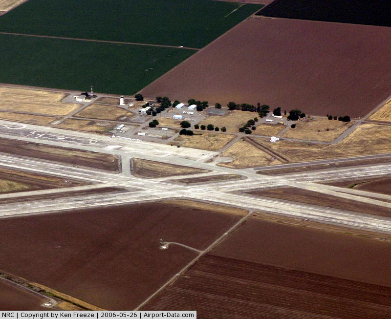 nasa crows landing airport and test facility - 800×653