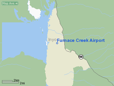 Furnace Creek Airport picture
