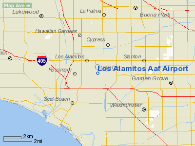 Los Alamitos Aaf Airport picture