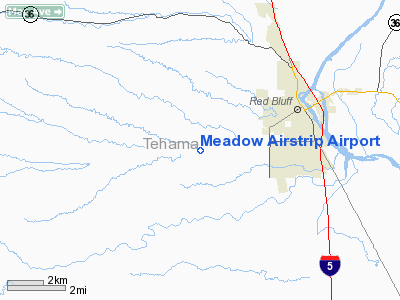 Meadow Airstrip Airport picture