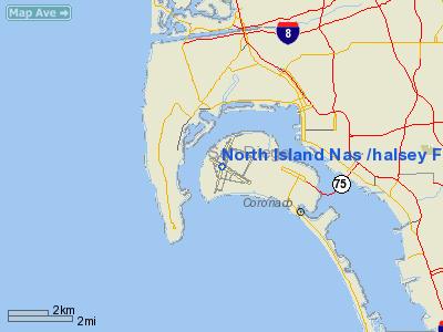North Island Nas Halsey Field