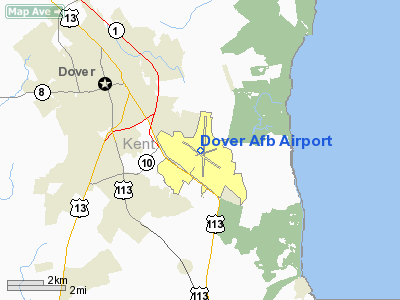 Dover Air Force Base Airport picture