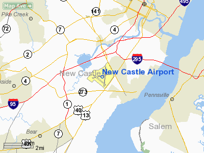 New Castle Airport picture