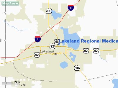 Lakeland Regional Medical Center Heliport