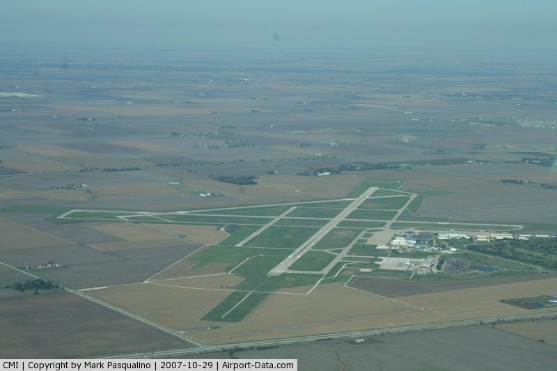 University Of Illinois Willard Airport