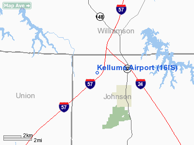 Kellums Airport - Airports in illinois