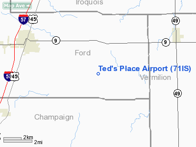 Ted's Place Airport picture