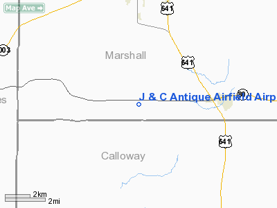 J And C Antique Airfield Airport picture