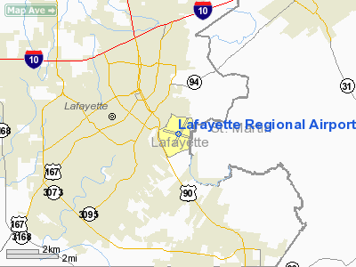 Lafayette Regional Airport picture