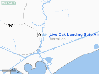 Live Oak Landing Strip Airport picture