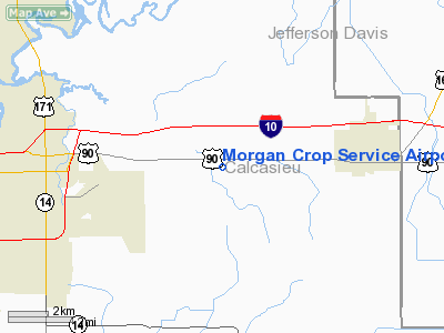 Morgan Crop Service Airport picture