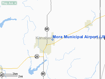 Mora Municipal Airport picture