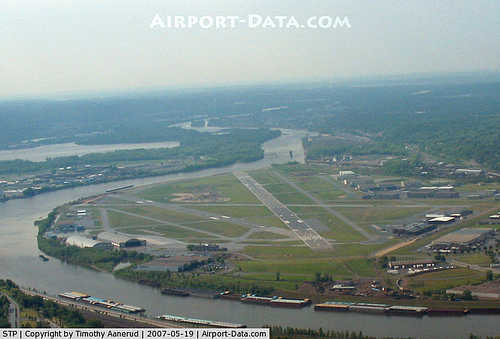 St Paul Downtown Holman Fld Airport picture