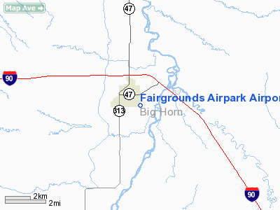 Fairgrounds Airpark Airport picture