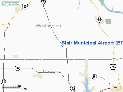 City Of Blair Ne Phone Number