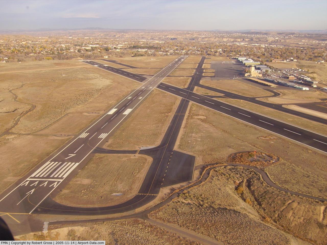 Four Corners Rgnl Airport
