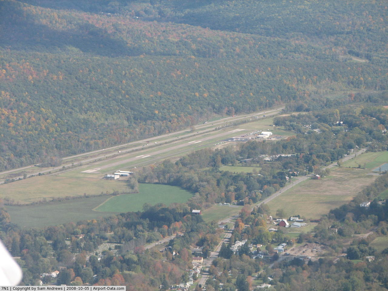 Corning painted post airport for Painted post ny